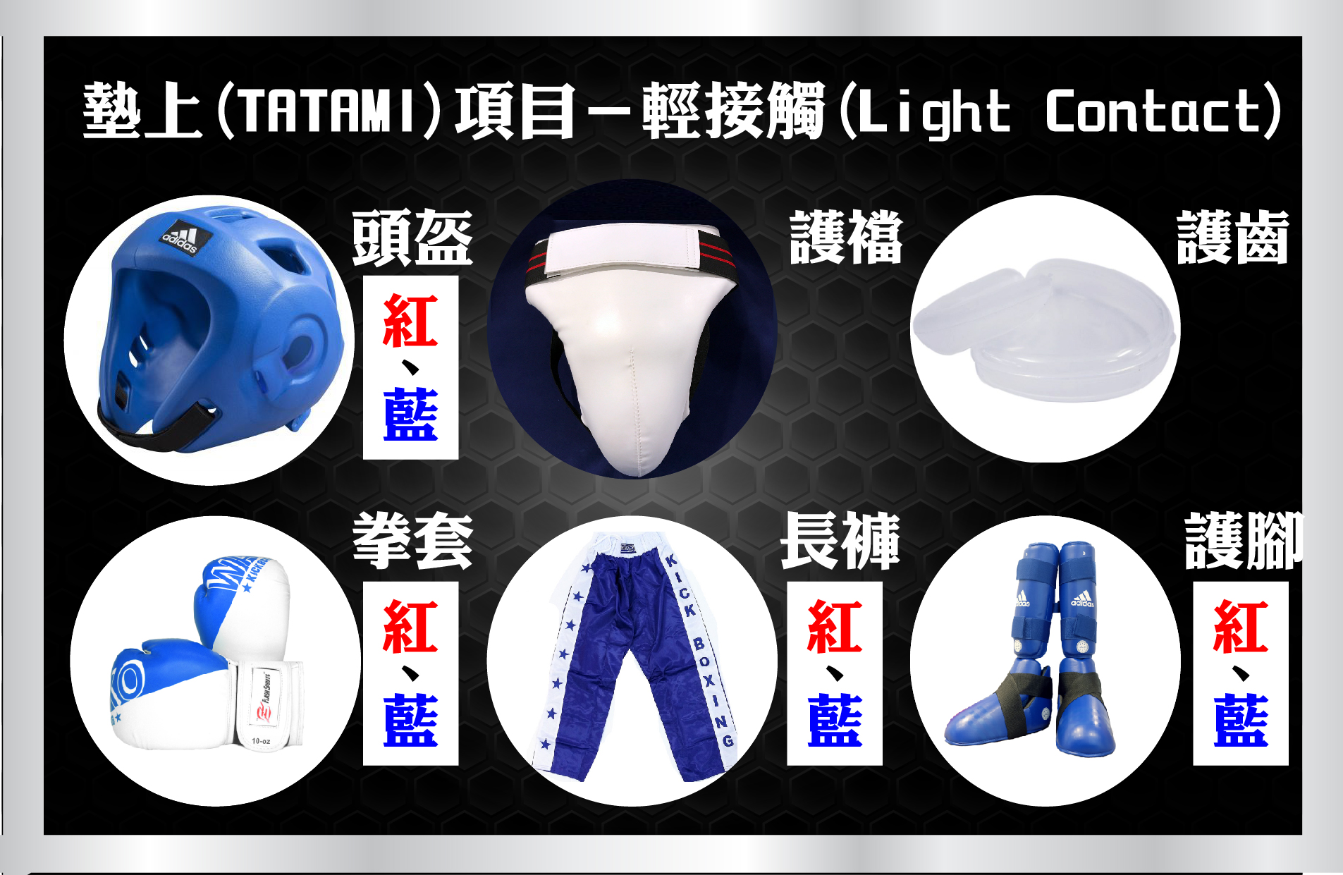 LC Protective gear